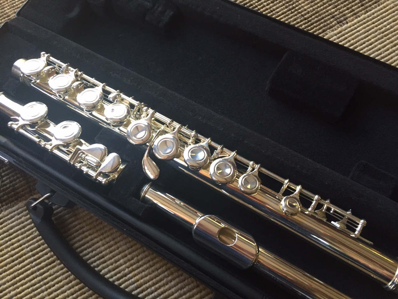 Used Yamaha  Flute For Sale