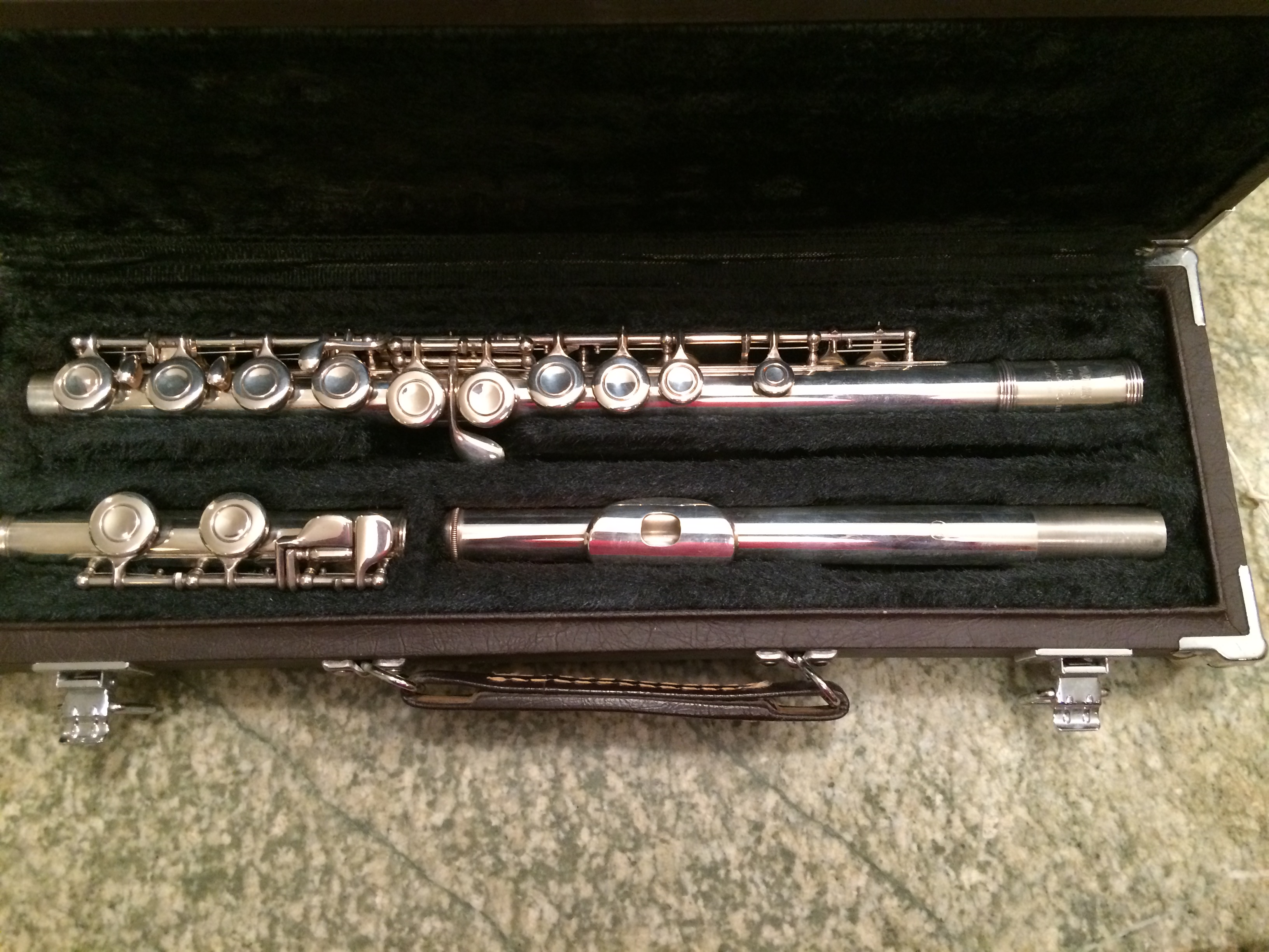 Jaclyn duncan music for sale pre owned yamaha 225sii flute for Yamaha yfl225s flute sale