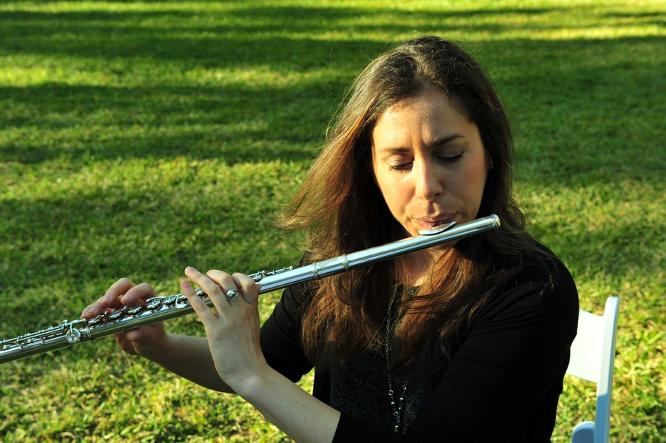 Bok Tower Wedding Ceremony Music Flute
