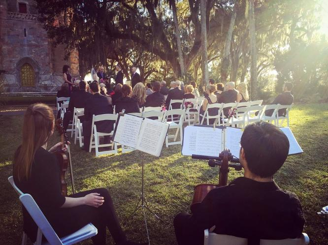 Bok Tower Wedding Ceremony Music