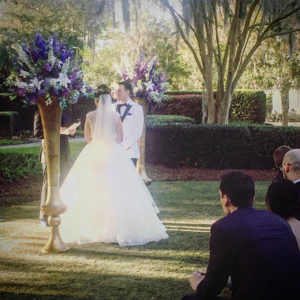 Golden Ocala Resort Wedding Ceremony Musicians