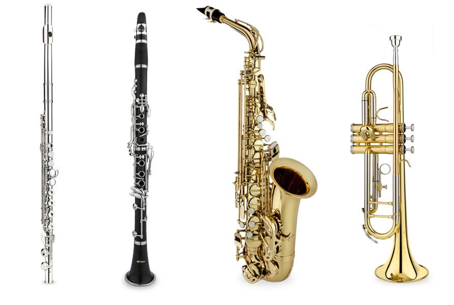 Clarinet instrument family